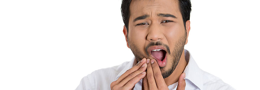 Dr Fernandes Treatment of TMJ, Bruxism or Clenching